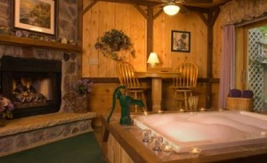 Romantic Suite for Valentine's Day Getaways for Couples