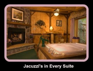 Hotels with Jacuzzi's in room