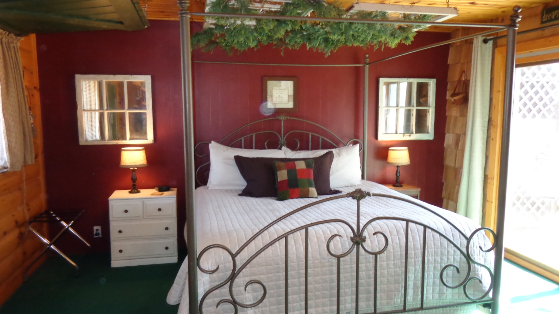 Inn: Dreamcatcher Suite