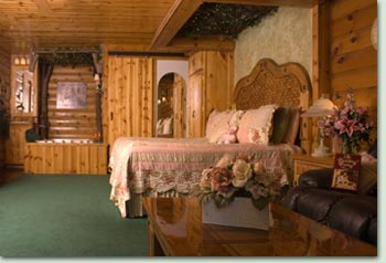 Inn: Mossy Glen Suite